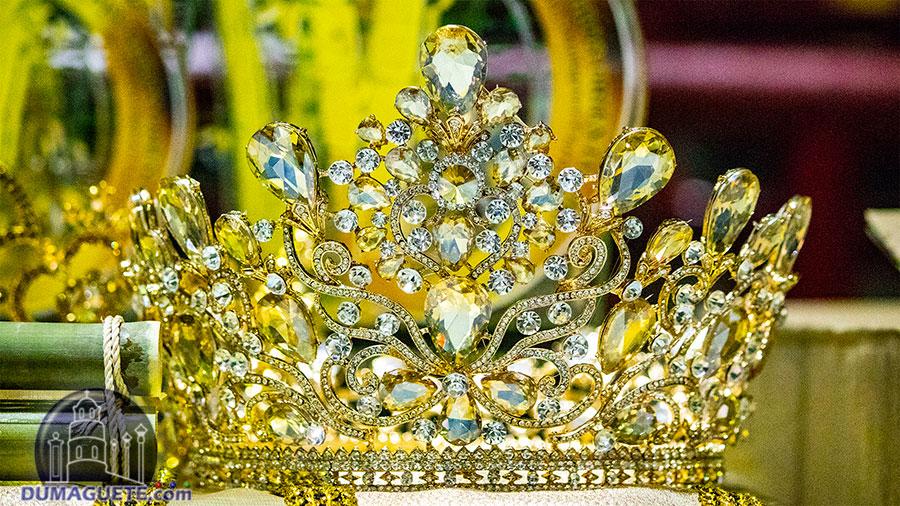 Miss Negros Oriental 2018 - Crown