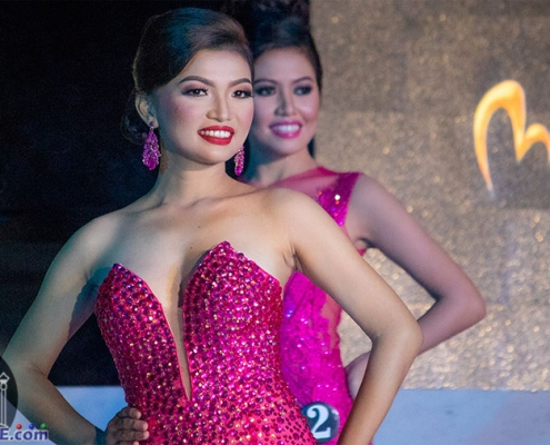 Miss Negros Oriental 2018 - Coronation Night - Evening Gown
