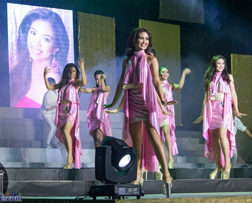 Miss Negros Oriental 2018 - Production Number 01