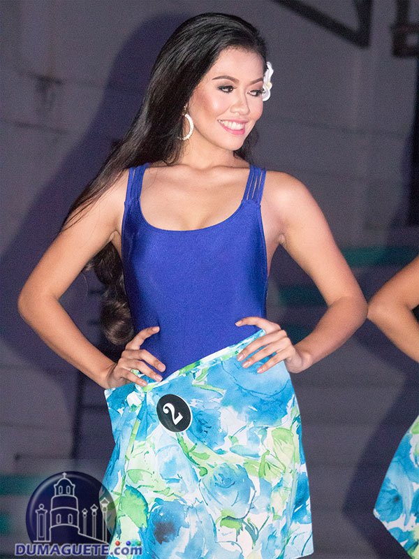 Miss Negros Oriental 2018 - Swimsuit Competition Pre-Pageant Night - Canlaon City