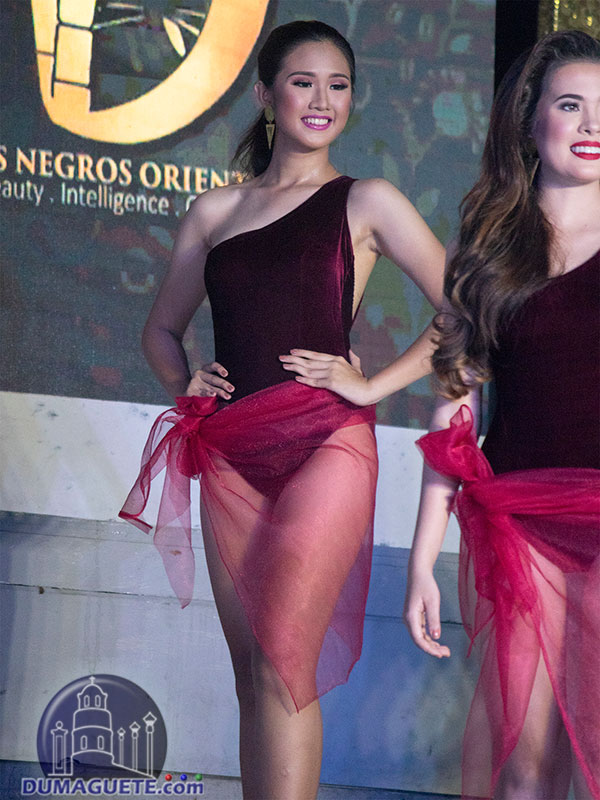 Miss Negros Oriental 2018 - Swimsuits - Guihulngan City