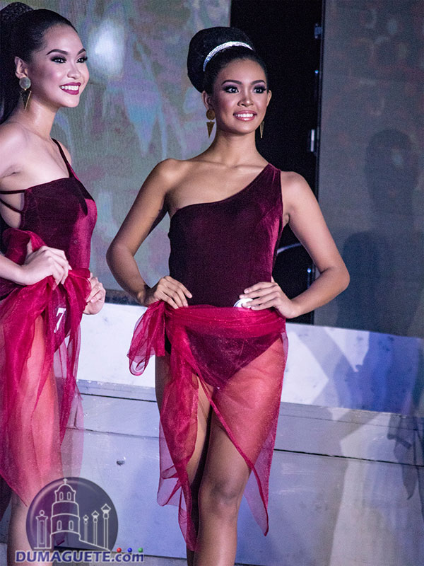 Miss Negros Oriental 2018 - Swimsuits - Pamplona