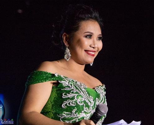 Miss Valencia 2018 - Negros Oriental - MC