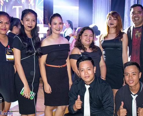 Miss Valencia 2018 - Negros Oriental - Organizers