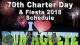 Dumaguete City 70th Charter Day 2018 Schedule