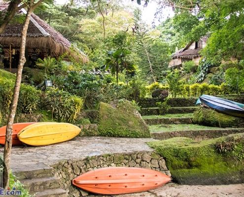 Lake Balanan - Siaton - Negros Oriental - Kayaking