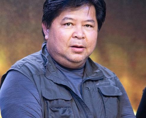 Miss Dumaguete 2018 - VIPs - Dumaguete Mayor-Felipe Antonio Ipe Remollo