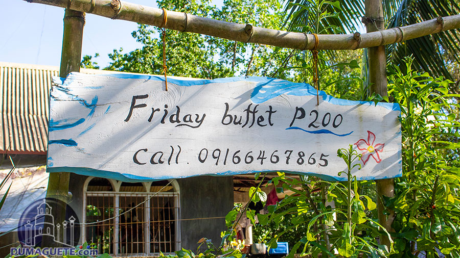 Siaton - Tambobo Bay - Contact