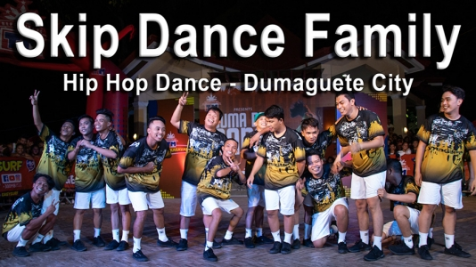 Skip Dance Family Dumaguete Hip-Hop Dance – Video