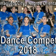 Folk Dance Competition 2018 Dumaguete City