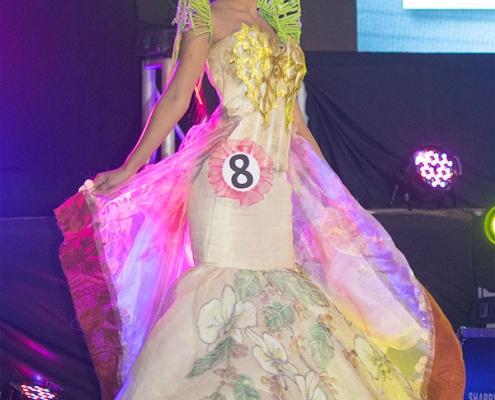 Miss Amlan 2018 - Festival Attire