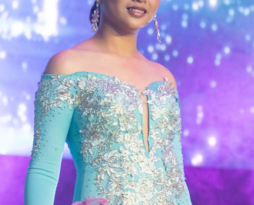 Miss Amlan 2018 - Evening Gown