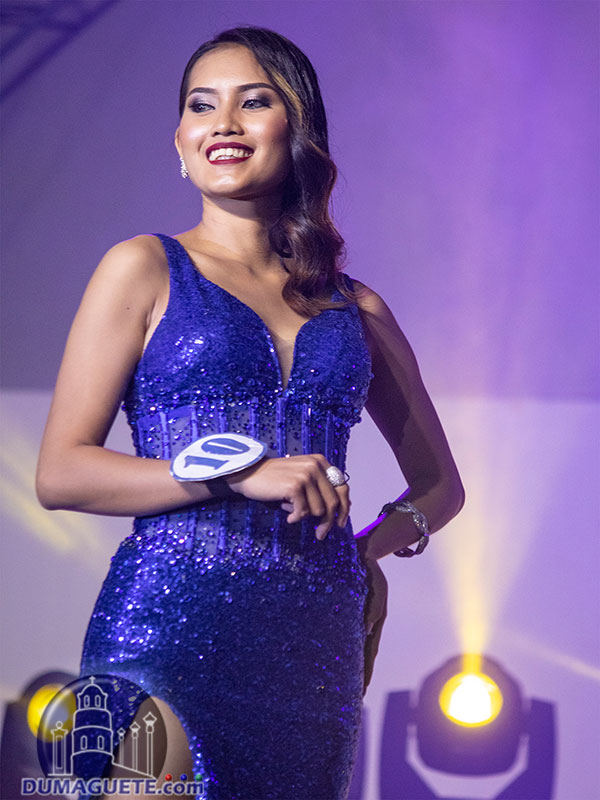 Miss Siaton 2018 - Coronation Night - Evening Gown 10
