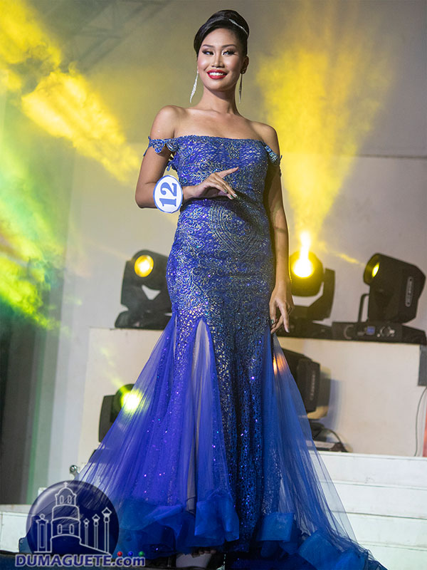 Miss Siaton 2018 - Coronation Night - Evening Gown 12