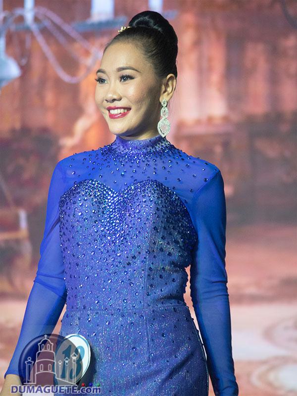 Miss Siaton 2018 - Coronation Night - Evening Gown 13