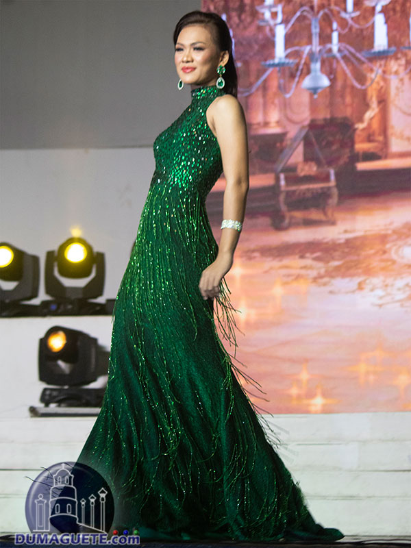 Miss Siaton 2018 - Coronation Night - Evening Gown 16