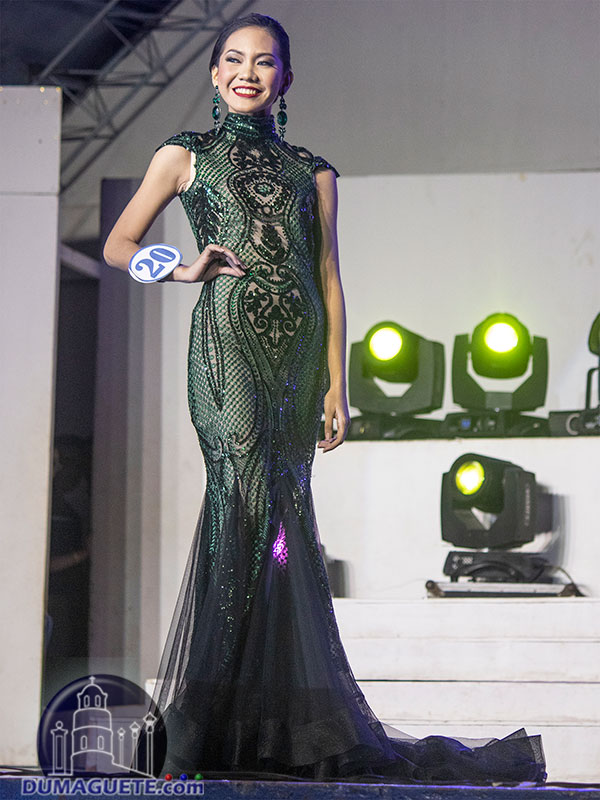 Miss Siaton 2018 - Coronation Night - Evening Gown 20