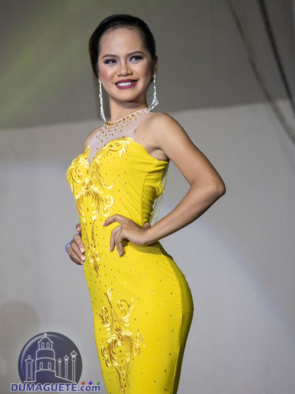 Miss Siaton 2018 - Coronation Night - Evening Gown 22