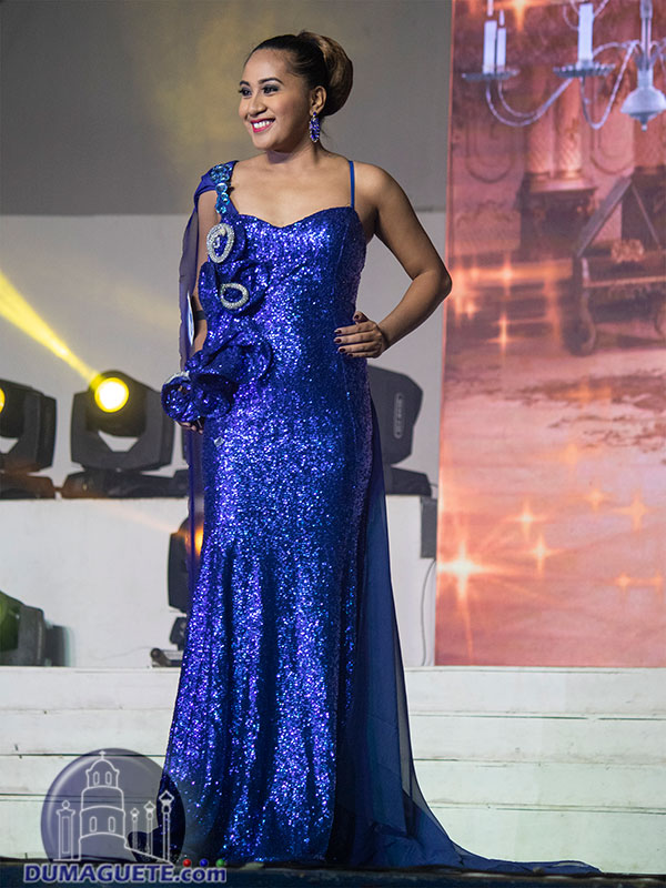 Miss Siaton 2018 - Coronation Night - Evening Gown 8