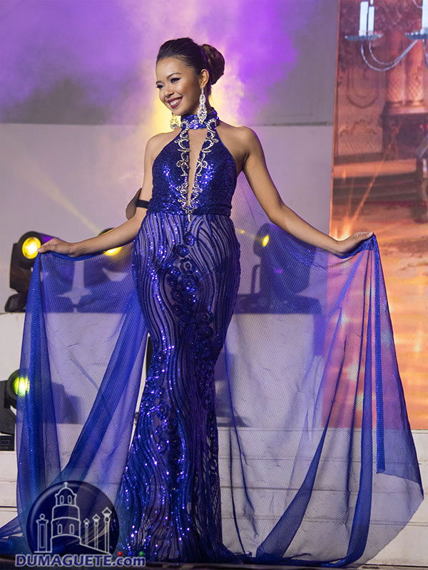 Miss Siaton 2018 - Coronation Night - Evening Gown 9