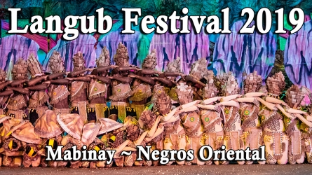 Langub Festival 2019 – Mabinay