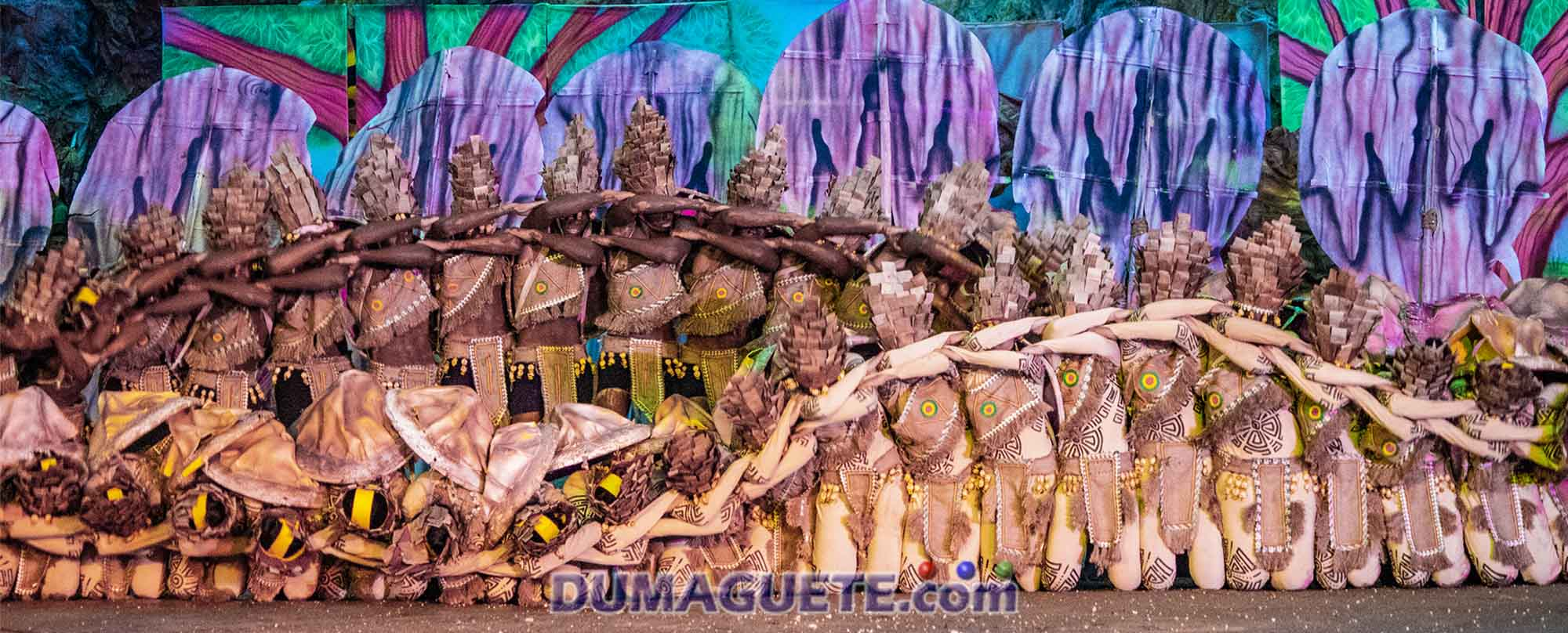 Langub Festival 2019 - Mabinay - Showdown