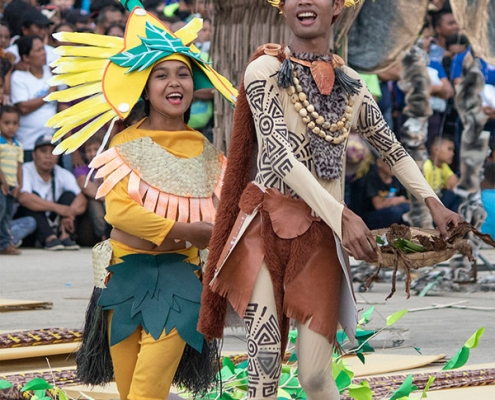 Mabinay - Langub Festival 2019 - Showdown