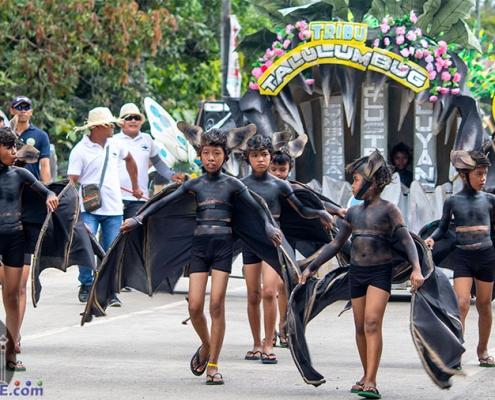 Mabinay - Langub Festival 2019 - Street Dancing