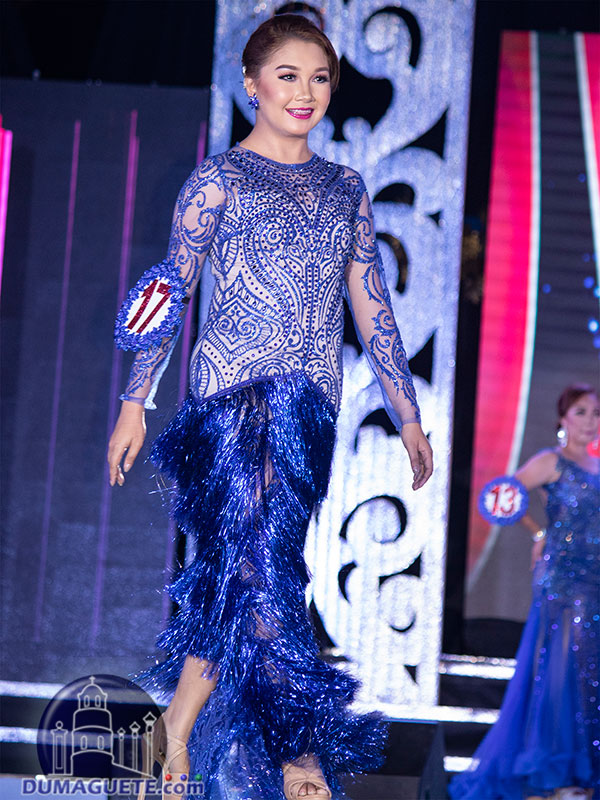Miss Jimalalud 2019 - Evening Gown