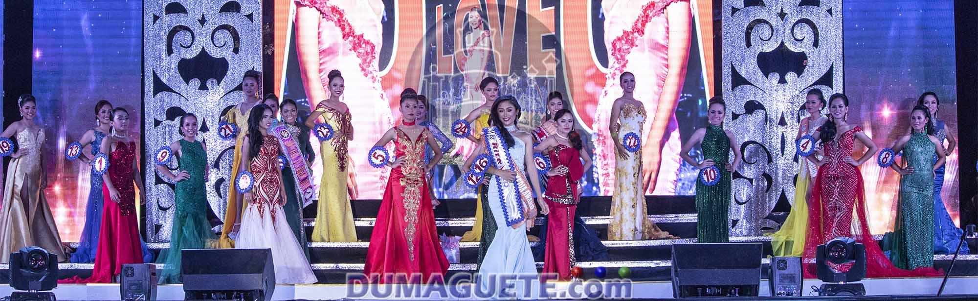 Miss Jimalalud 2019 - Negros Oriental - Evening Gown