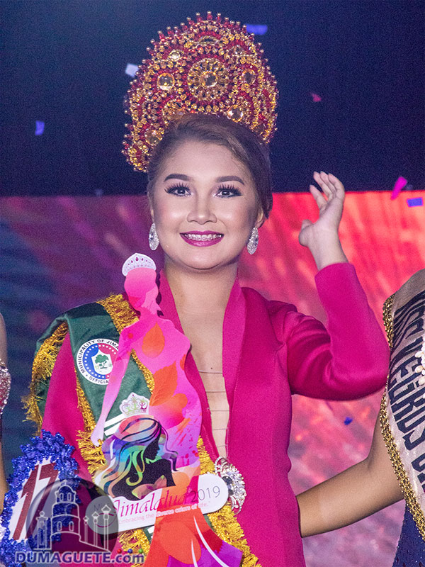 Winner - Miss Jimalalud 2019 - Negros Oriental