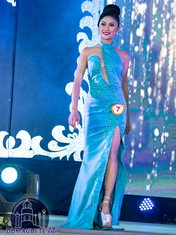 Miss Mabinay 2019 - Negros Oriental - Evening Gown