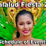 Sinulog sa Jimalalud 2019 - Jimalalud Fiesta 2019 - Schedule of Events