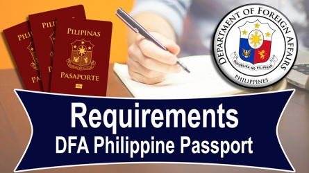 DFA Passport Requirements – Video