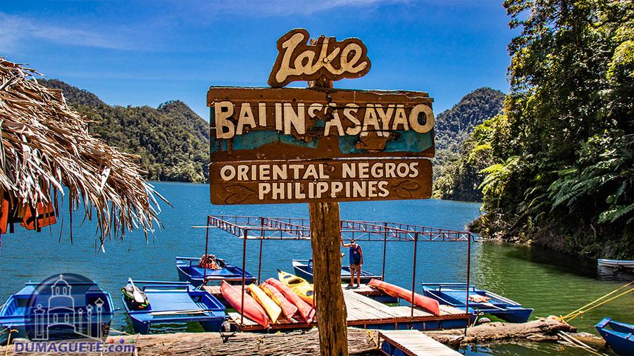 Twin Lakes - Lake Balinsasayao - Sibulan - Negros Oriental