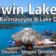 Twin Lakes in Sibulan (Lake Balinsasayao & Lake Danao) Negros Oriental