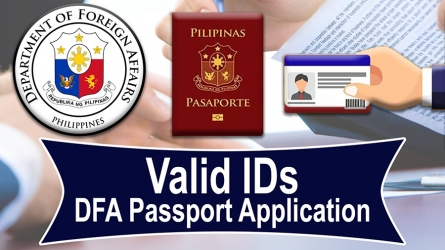Passport Valid IDs & Supporting Documents – Video