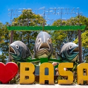 Basay - Negros Oriental - Plaza