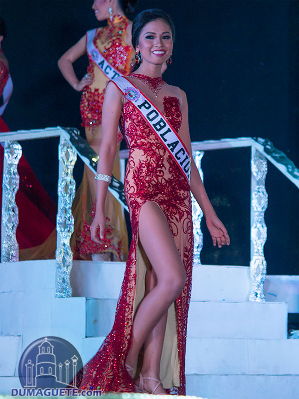 Miss Basay 2019 - Evening Gown