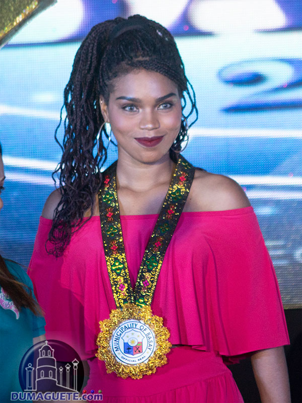 Miss Basay 2019 - Miss Earch Eco Tourism 2018