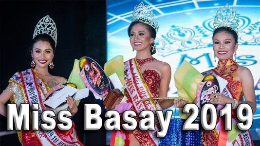 Video of Miss Basay 2019