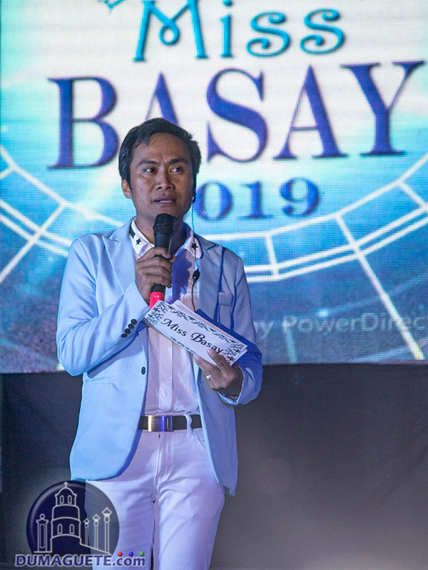 Miss Basay 2019 - Pageant Organizer
