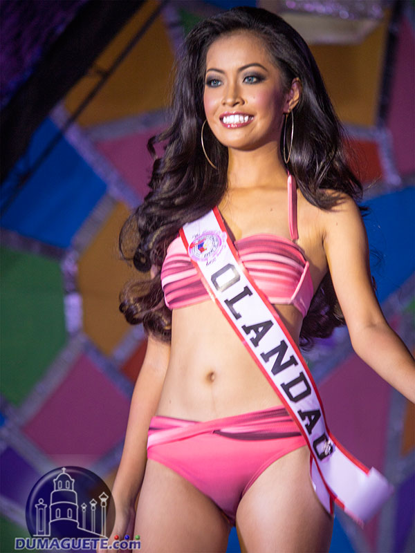 Miss Basay 2019 - Swimsuit -Olandao