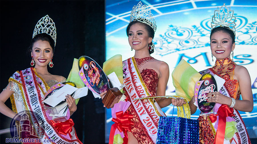 Miss Basay 2019 - Winners