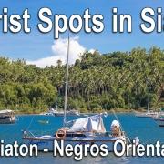 Tourist Spots in Siaton - Negros Oriental