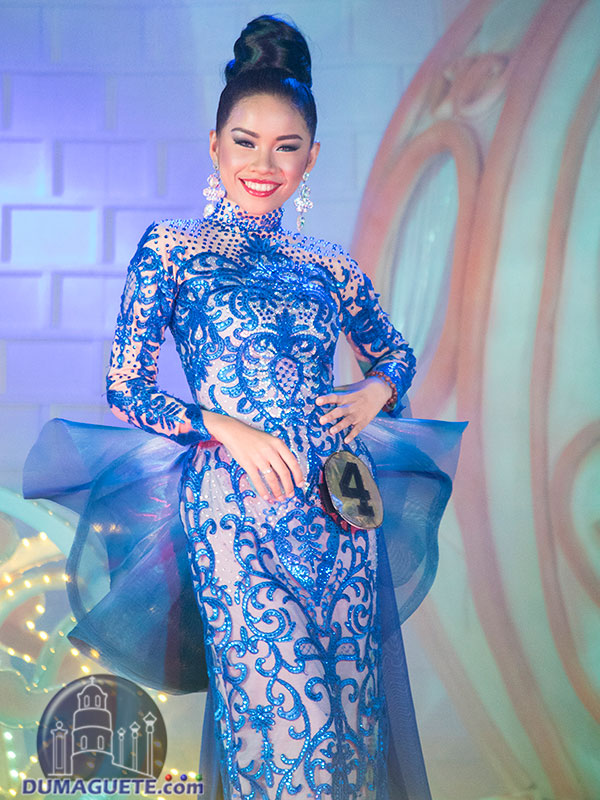 Miss Bindoy 2019 - Evening Gown