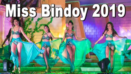 Video of Miss Bindoy 2019