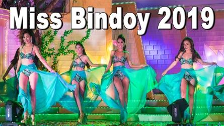 Video of Miss Bindoy 2019