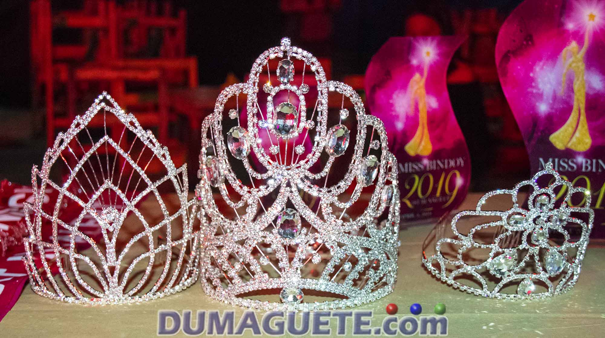 Miss Bindoy 2019 - Queen Crowns