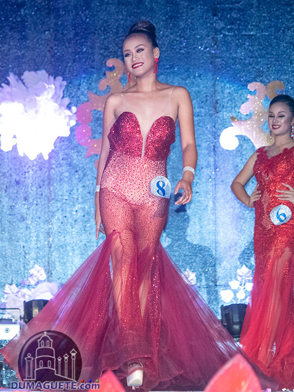 Miss Pandanyag 2019 - Evening Gown